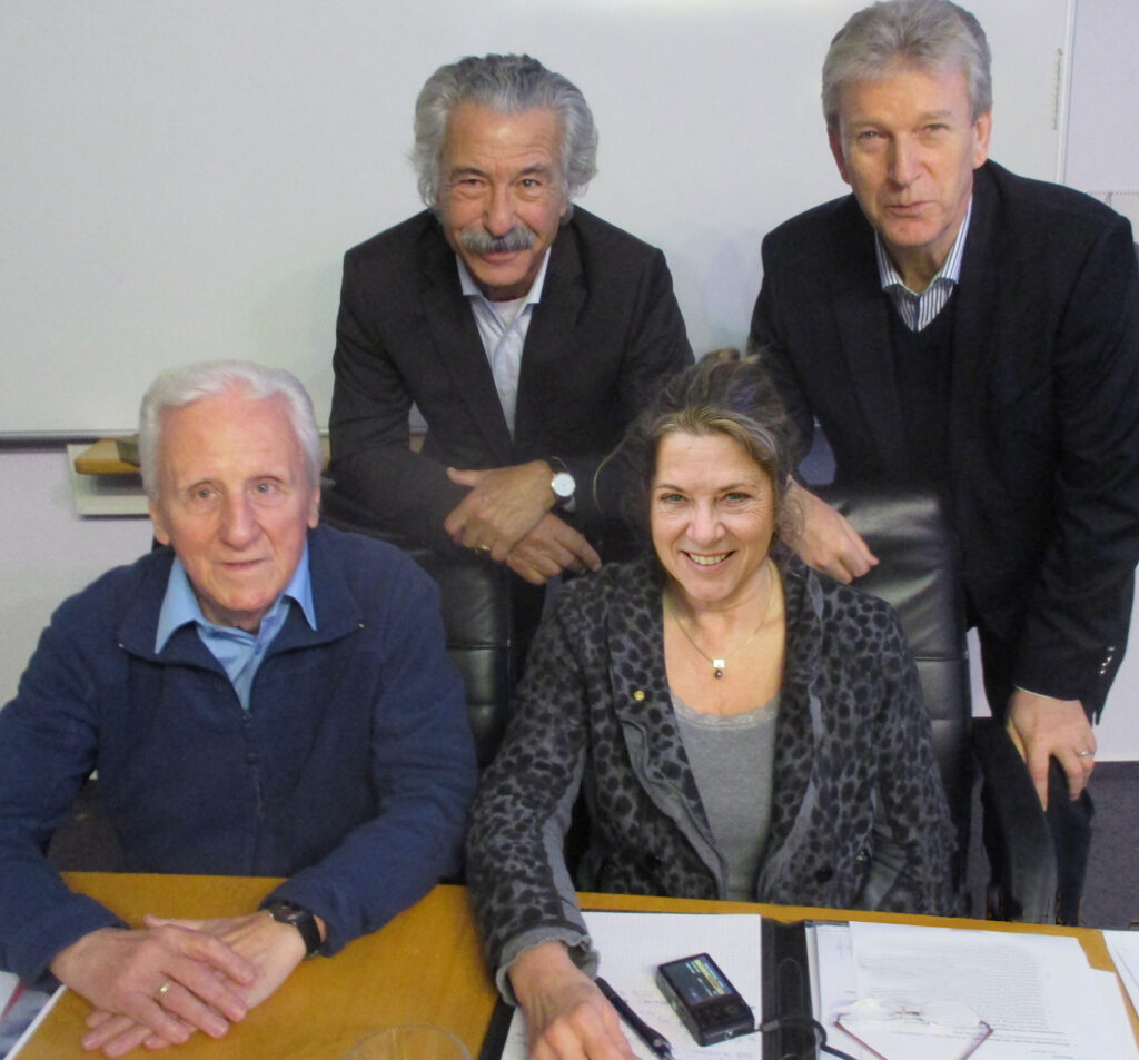 Nachfolge-Team der Mentoren für Schleswig-Holstein